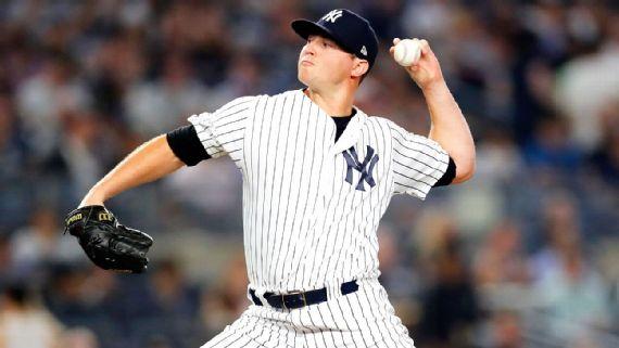 Zach Britton, New York Yankees (Paul Bereswill/Getty Images)