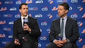 Mets GM Brodie Van Wagenen - Is Jeff Wilpon Listening? (Photo: Newsday)