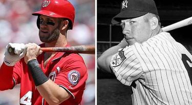 Bryce Harper - A Legacy To Be? (Photo: Reflections On Baseball)