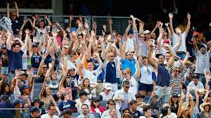 """Remember """"The Wave""""? The pendulum swings in baseball (Photo: Sporting News)"""