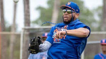 Dominic Smith, New York Mets (Photo: Newsday.com)