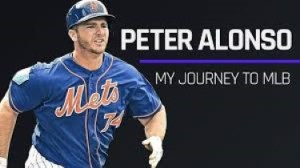Pete Alonso, Heir To Mets First Base Position (Photo: Sporting News)
