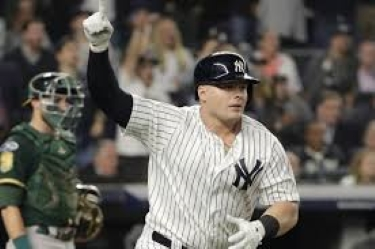 Luke Voit, New York Yankees (Photo: New York Post)