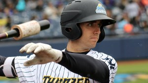 Yankees speedy outfield Prospect <a rel=