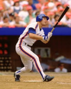 Gregg Jefferies, New York Mets {Photo: Zimbio)