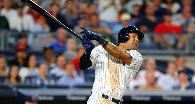Aaron Hicks, Switch-Hitter New York Yankees (Photo: USA Today)