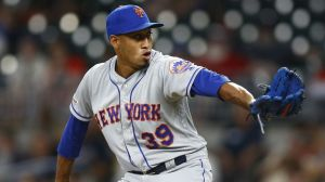 Edwin Diaz, Mets closer Photo: Newsday)