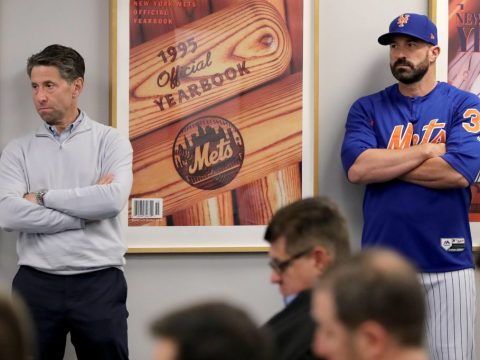 Mets Dysfunction Takes A New Turn (Photo: The Athletic)
