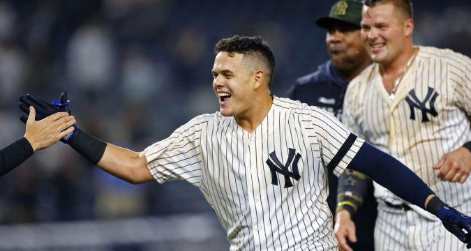 Gio Urshela, Yankees Third Base Phenom (Photo: Pinstripe Alley)