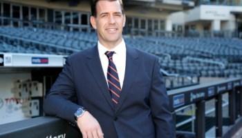 Mr. Slick - Mets GM Brodie Van Wagenen (Photo: New York Post)