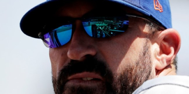 Mickey Callaway, New York Mets Manager (Photo: Associated Press)