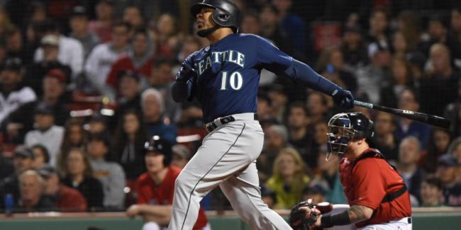 Edwin Encarnacion, the newest Yankee. (Photo: CBS Sports)
