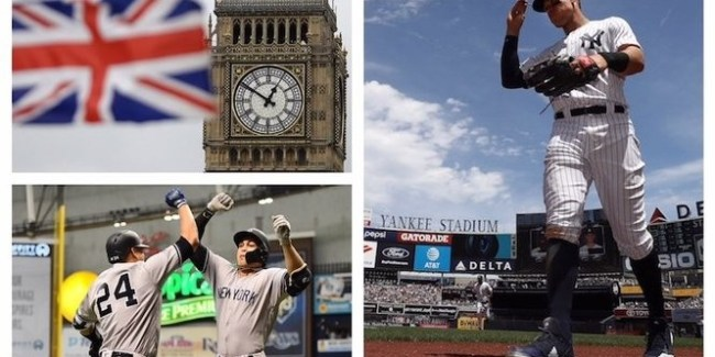 Yankees/Red Sox Rivalry - London 2019 (Photo: nj.com)