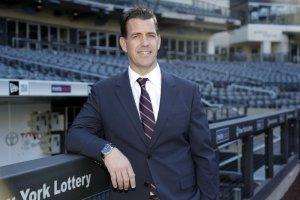 Brodie Van Wagenen, Mets GM (Photo: Associated Press)