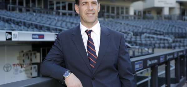 Brodie Van Wagenen, Mets GM (Photo: Associated Press)