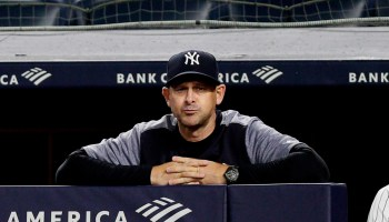 Aaron Boone, Yankees Manager (Photo: New York Post)