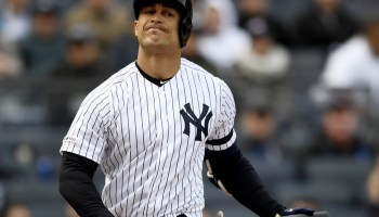 Giancarlo Stanton, Yankees Surplus (Photo: Pinstriped Alley)