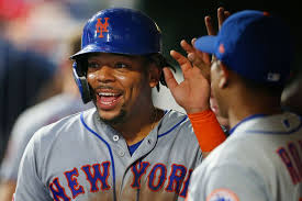Dominic Smith - Is there a place for him on the Mets in 2020> (Phoyo: New York Daily News_