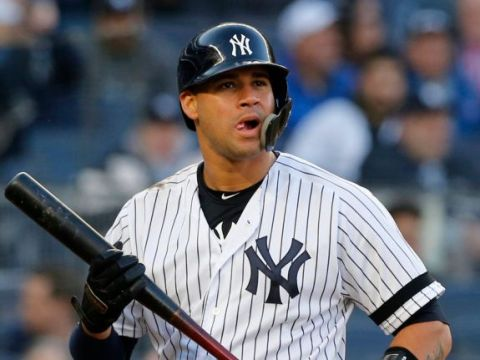 Gary Sanchez, An all too familiar sight (Photo: Newsday)