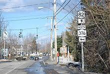 Joe Panik's Hometown - Hopewell Junction, NY (Photo: Wikipedia)