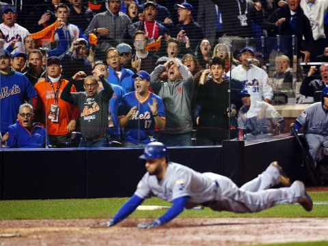"Mets fans root theit ""Metsies"" (Photo: New York Times_"