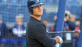 Mike Ford, Yankees on again off again first baseman (Photo: NJ.com)
