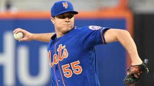 Corey Oswalt, Mets Starting Pitcher Option )Photo: Newsday)