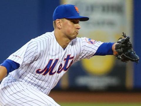Joe Panik - The Glue The Mets Needed (Photo: SNY)