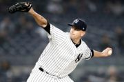 Yankees: Bombs Away - Vintage Paxton - And A Hot TV Booth