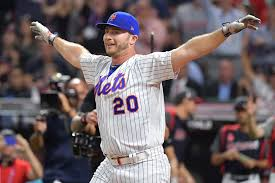 Pete Alonso: Ready To Soar With the Mets (Photo: New York Post)