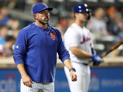 Mickey Callaway At The Crossroad (Photo: Mary Altaffer/AP)