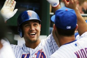 Michael Conforto - Mets Team Leader 2020 (Photo: Amazin' Avenue)
