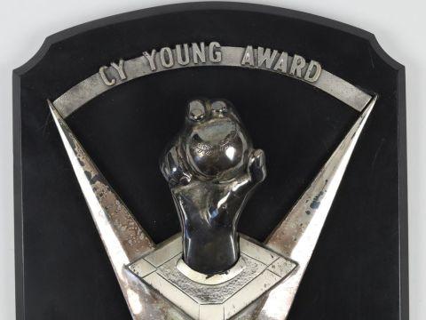 Baseball's Cy Young Award (Photo: blessyouboys.com)