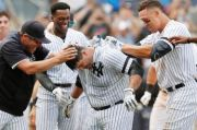 Yankees Notch 90th Win On Second Consecutive Walk-Off