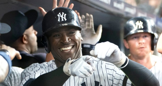 Didi Gregorius - Yankee Shortstop on the bubble for 2020 (Photo: New York Post)