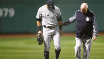 Mike Tauchman, Yankees Outfielder Out For The Postseason (Photo: New York Daily News)