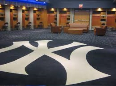 The Yankees Clubhouse (Photo: Newsday)