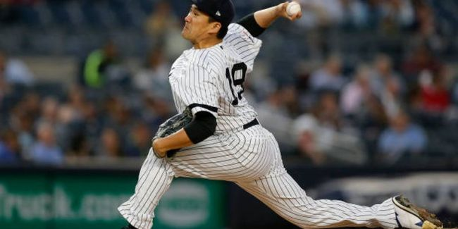 Masahiro Tanaka, Yankees Postseason Ace (photo: New York Daily News_