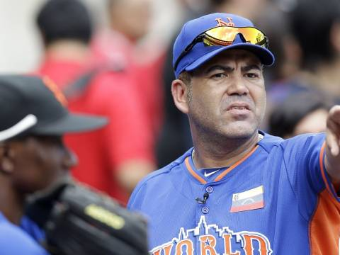 Edgardo Alfolzo, Mets Managerial Candidate