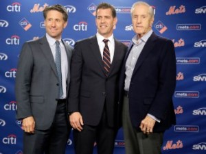Mets GM Van Wagenen And the Wilpons (Photo: forbes.com)