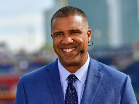 Eduardo Perez, Candidate Mets Manager (Photo: Newsday):