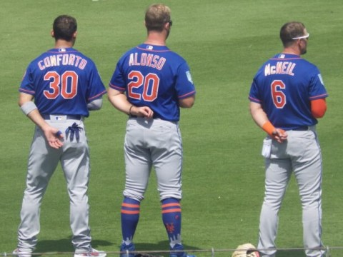 Mets Core 2020 (Photo: New York Post)