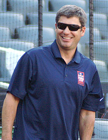Robin Ventura, Mets Managerial Candidate (Photo: wikipedia)