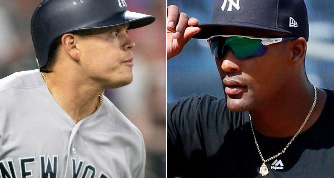 Question - Urshela or Andujar Yankees third baseman 2020 (Photo: New York Post)