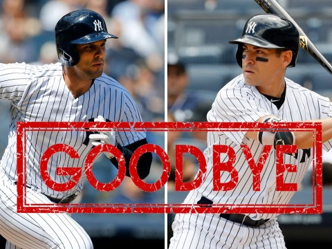 Say goodbye - Jacaoby Ellsbury and Greg Bird (Photo: youtube.com)