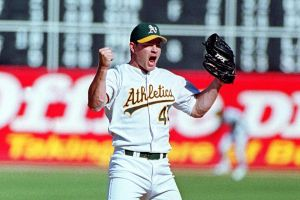 Jason Isringhausen - the remade man (Photo: Athletics Nation)