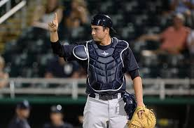 Kyle Higashioka - Yankees back-up catcher (Photo: medium.com)