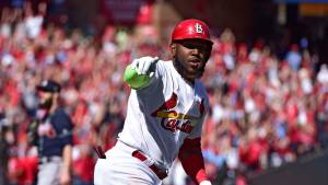 Free-Agent Marcel Ozuna (Photo: Cincinnati Enquirer)