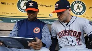 Partners In Crime? - Alex Cora, A.J. Hinch (Photo: youtube.com)