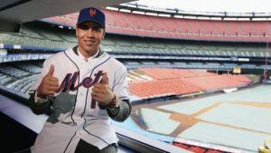 Carlos Beltran - Mets Manager (Photo: Latino Sports)